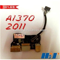 "Original New Power Jack Board for Apple Mac book Air 11"" A1370/A1465 Magsafe DC-IN Board 2011 year"