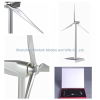Solar Powered Small Wind Turbine Model
