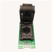 eMMC test adapter with SD Interface, HDMI Interface bonding pads Clamshell BGA153/169 data recovery