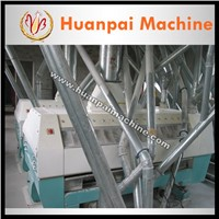 professional flour mill plant maize/corn flour milling machine