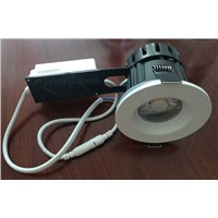 10W Interchangable Bezel LED Fire Rated Down Light Ceiling light