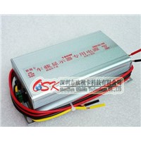 180W Dc regulated power supply The input voltage 9~36V Output voltage 12V