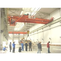 5t 10t 20t 30t 40t 50t 100t Rail Mounted Double Girder Overhead Bridge Crane