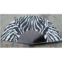 European Style Wood Fan for Promotion Gifts