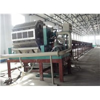 fully automatic egg tray machine