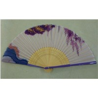 High Quality Japanese Silk Gift Fans