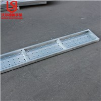 hot-dip galvanized scaffolding steel sheet for construction