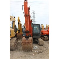 USED ORIGINAL HITACHI EX120 EXCAVATOR/USED CRAWLER DIGGER FOR SALE