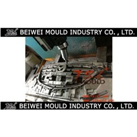 plastic auto parts car girlle mould