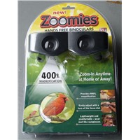 Zoomies Hands Free Binocular Magnifying Glasses