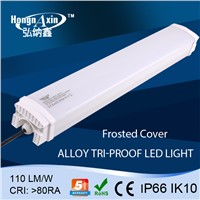 Waterproof Linear led light high quality 30W 0.6m led tri-proof light tunnel lighting fixture