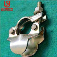 Drop Forged scaffolding swivel coupler for construction use