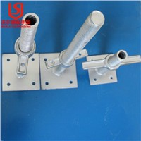Adjustable Scaffold Screw Base Jack for Construction use