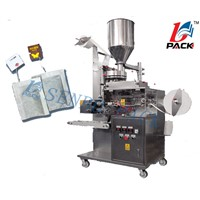 Automatic Tea Bag Packaging Machine (with label)