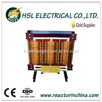 Chemical industrial Low voltage DC furnace transformer