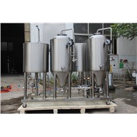 customized 50L beer brewing equipment