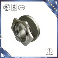 China Supplier Customized drawing Carbon steel machinery parts by lost wax casting