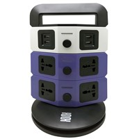 MuItifunctional Socket with Universal OUtlets & USB ports