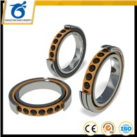 China supplier Double row 3210 2RS angular contact ball bearing