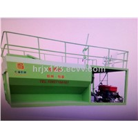 planting seeds machine for reclamation and slope protection