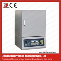 1200 degrees laboratory muffle furnace for laboratory
