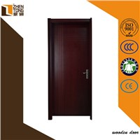 2015 solid wood skeleton mdf wood door