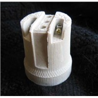 E27 ceramic F519 lamp holder, lamp socket, lamp base