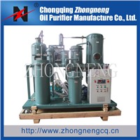 TYC series Vacuum Lubricating Oil Purifier Plant Oil Regeneration Machine/hydraulic oil purifier