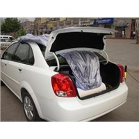 Wholesale hand wave half car cover