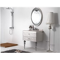 YB-902 High Quality Factory Price Bathroom Mirror Cabinet with 304 Stainless Steel