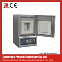 1200c programmable box type electric furnace for research institutes