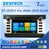 TOUCH SCREEN CAR DVD PLAYER For SUZUKI 2004-2010 SWIFT