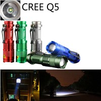 14500 rechargeable protable pocket mini led waterproof flashlight for camping
