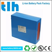 36V 20Ah Li-ion Battery Pack
