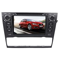 "7"" LCD-TFT touch screen car DVD player with GPS for BMW E90/E91/E92/E93"