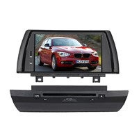 "8"" LCD-TFT touch screen GPS Navigation car DVD player for BMW 1 Series 2012"