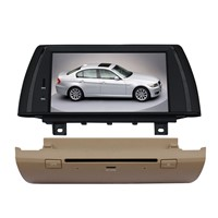 "8"" LCD-TFT touch screen car DVD player with gps and bluetooth for BMW 3 Series 2013"