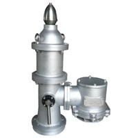 High Velocity Vent Valve for Chemical Tanker