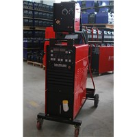 MIG double tube welding machine