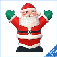hot sale inflatable advertising model of chrismas for chrismas day