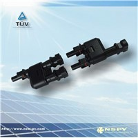solar 2in1, 3in1, 4in1, branch connector of Newsun China