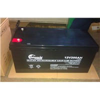 AGM  12V200AH   lead   acid  battery