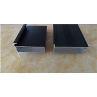 aluminum profile for kitchen cabinet glass door , SN688