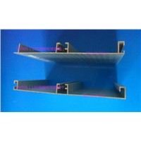 Aluminium skirting profile for kitchen cabinet