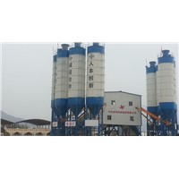 HZS90 concrete machinery