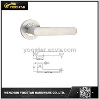 SS304 Solid door handle