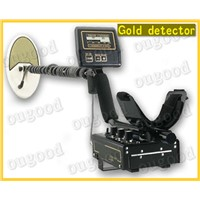 New! Under Water ground metal detector, beach and relic metals analyzer with dvd instrution