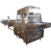 high quality chocolate machine for chocolate bean, chocolate bar product