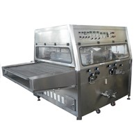 high quality chocolate coating machine for chocolate coating