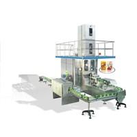 Aseptic Brick Juice Carton Filling Line